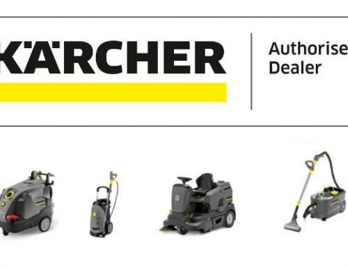 R&S Become Karcher Approved Premier Dealer for Northamptonshire