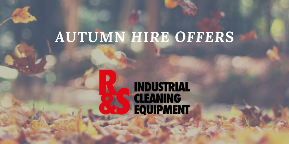 Cleaning Equipment Hire Offers