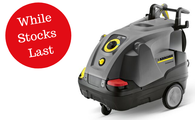 Karcher HDS 6 12 C Pressure Washer