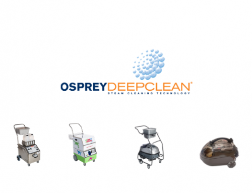 Osprey Deep Clean Achieve Validation for Steam Cleaning Equipment for Healthcare