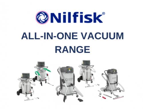 Product Spotlight: Nilfisk All-In-One Range