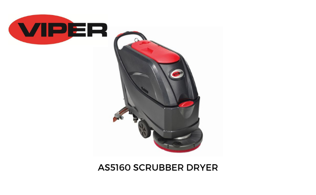 Scrubber Dryer | Viper AS5160R