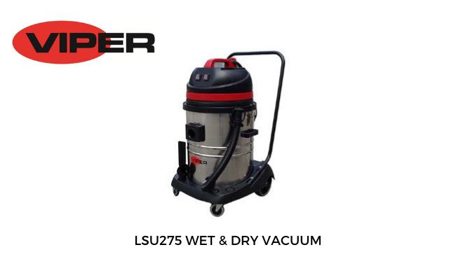 Wet & Dry Vacuum | Viper LSU275 R